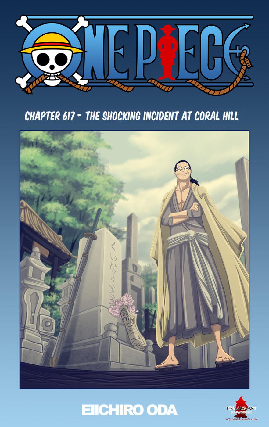 One Piece Chapter 719: Chinjao ơi, mở ra! 020