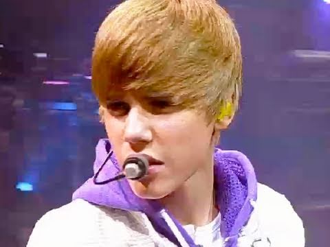 justin bieber hair flip in never say never. justin bieber never say never