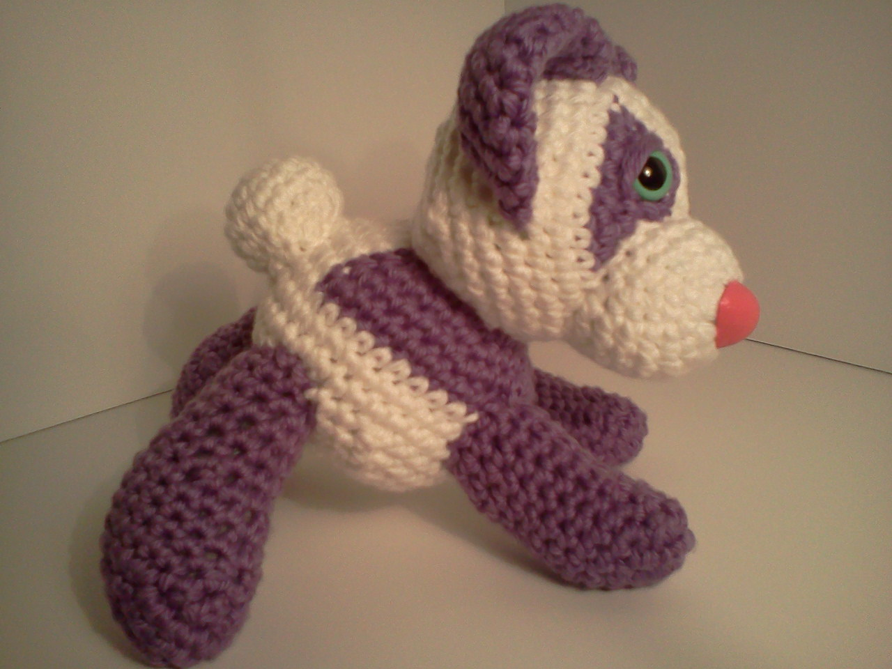 Serendipity Creative: Riley Baby Panda Bear AmiPal ...