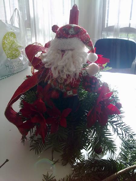 Centros de navidad aprender manualidades es for Centro mesa navidad manualidades