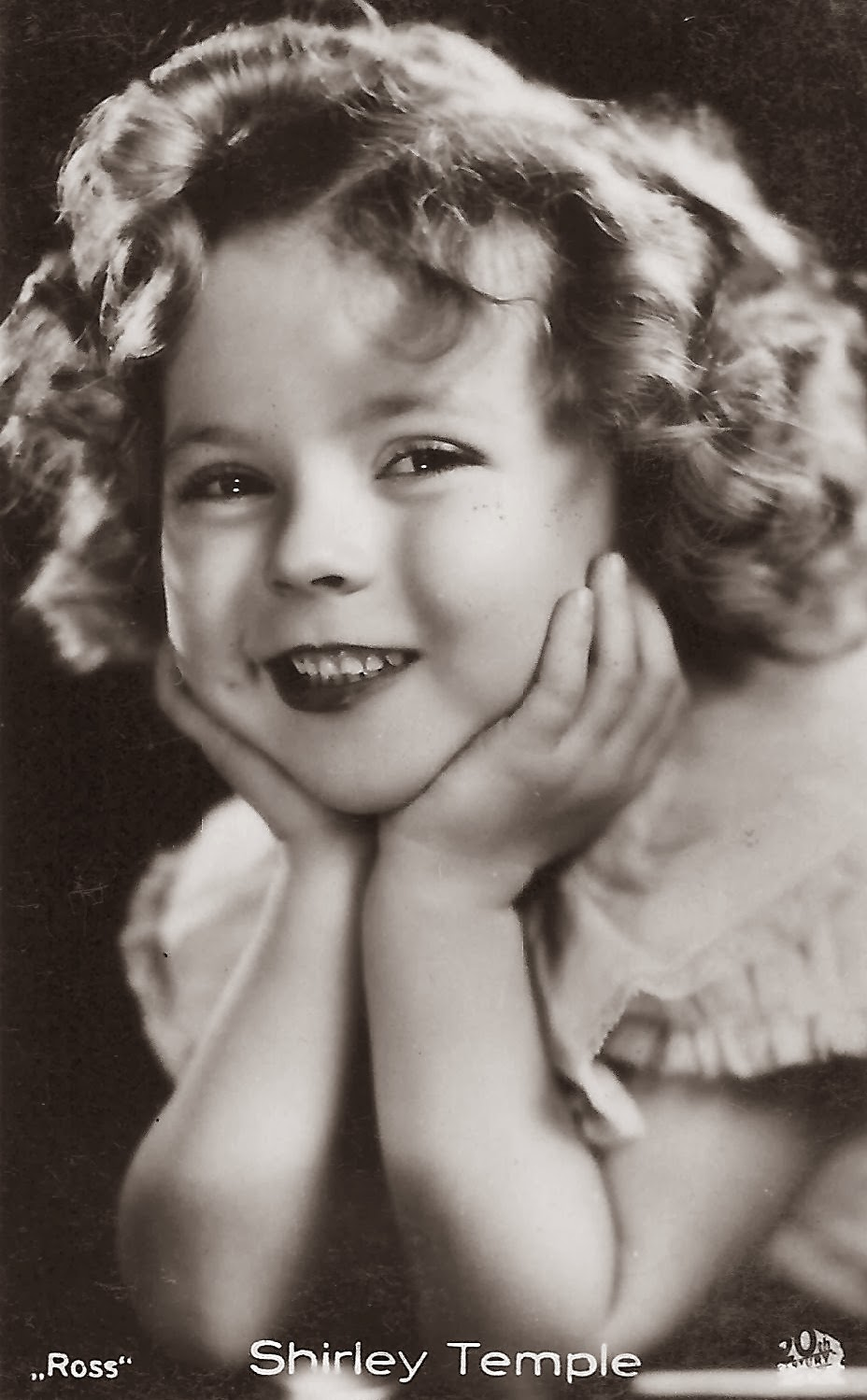 Shirley Temple (Black) Apr 23, 1928 - Feb 10, 2014