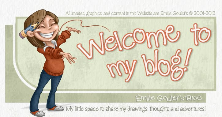 Emilie Goulet&#39;s Blog