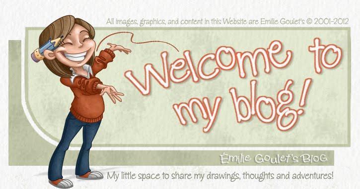 Emilie Goulet's Blog