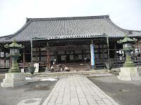 大通寺の本堂