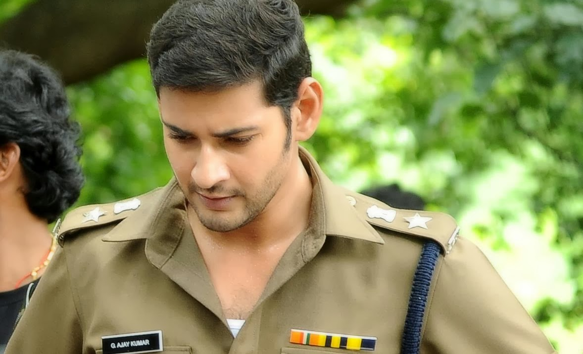 Mahesh Babu Police Role in 'Aagadu' | Telugu Movie News 6 ...