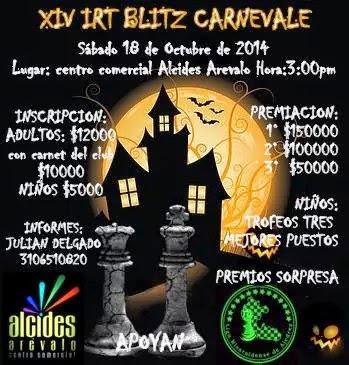 Pereira (Ris) XIV IRT Blitz Club Carnevale (Dar clic a la imagen)