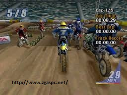 Free Download Games EA Sports Supercross PS1 For PC Full Version - ZGASPC