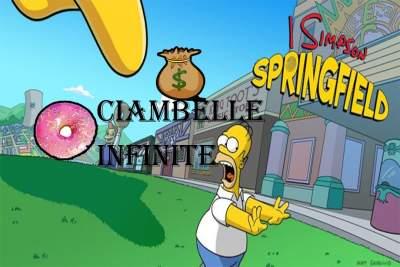 ciambelle gratis simpson