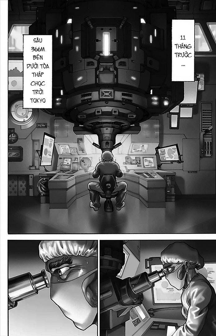 Baki Dou chap 8 Trang 2 - Mangak.info