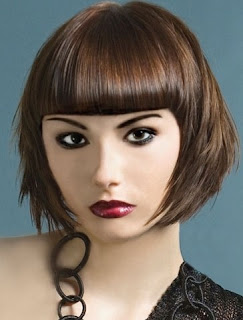2015 Short Layered Bob Haircuts