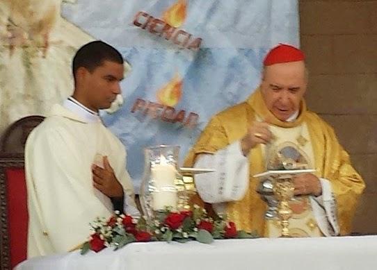Arroyo Cano: Tiene su primer Diácono, Miguel Ángel Ramírez Sánchez