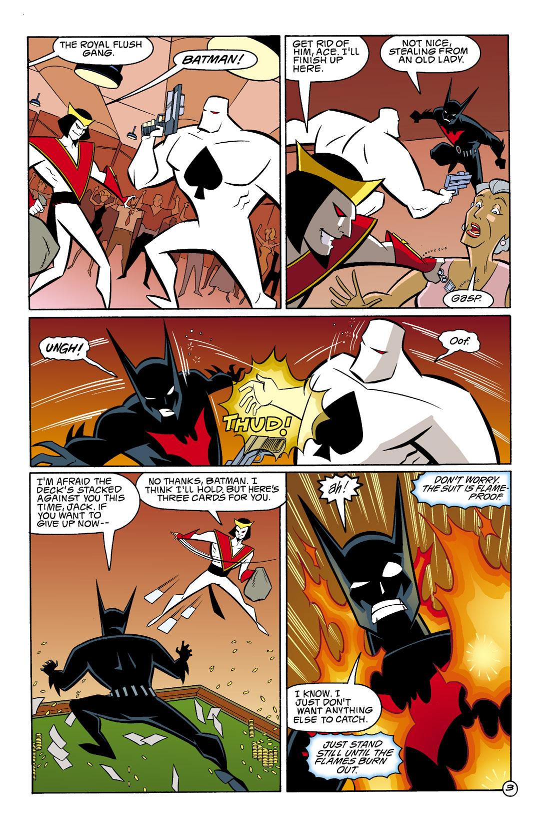 Batman Beyond [II] Issue #4 #4 - English 4