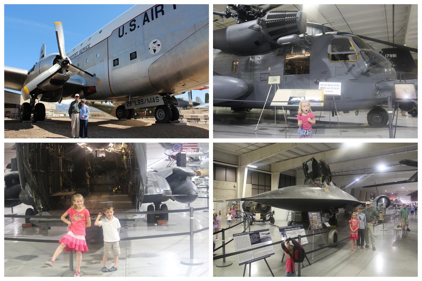 Hill Air Force Base Museum Car Show