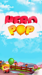 Screenshots of the Hero pop for Android tablet, phone.
