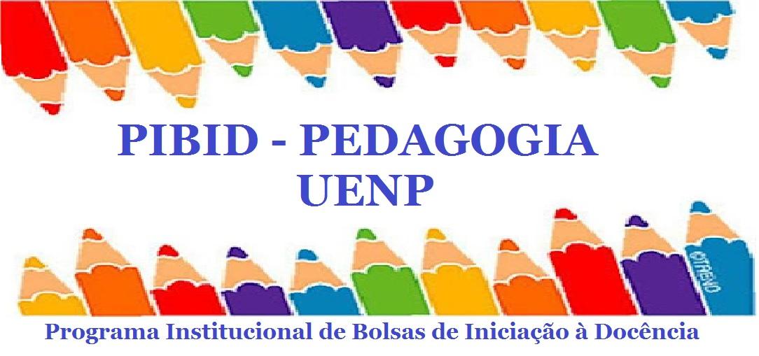 PIBID PEDAGOGIA/UENP/CJ
