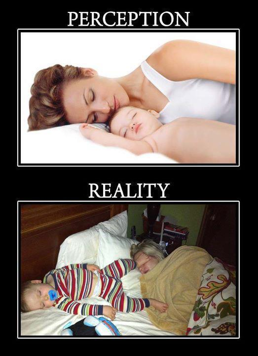 Advocates Of Co Sleeping Or Family Bed