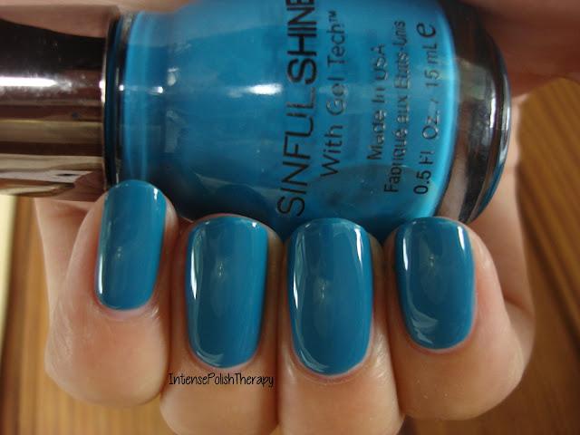 Sinful Colors - Sleek