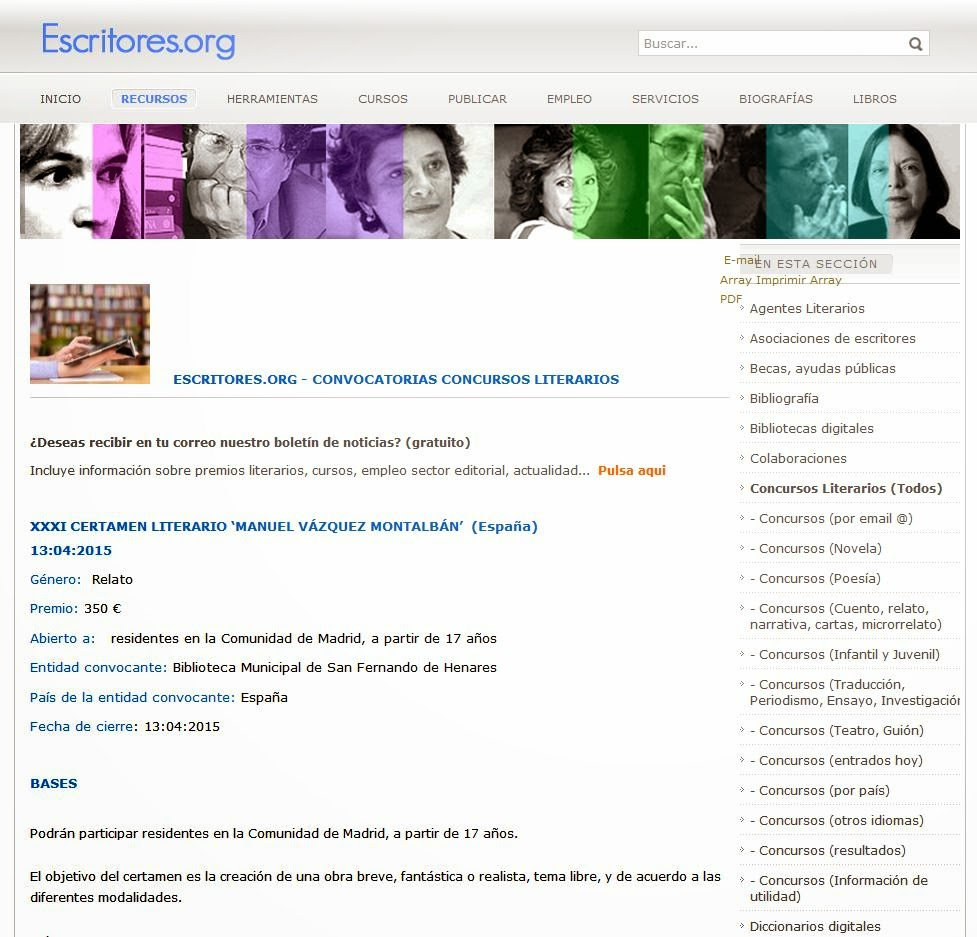 http://www.escritores.org/index.php/recursos-para-escritores/concursos-literario/12831-xxxi-certamen-literario-manuel-vazquez-montalban-espana