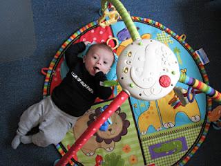 Fisher Price Baby Zoo Babygym: een super-de-luxe babygym van Fisher-Price!