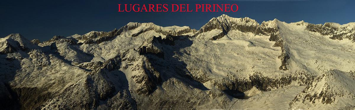 Lugares del Pirineo