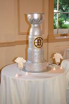 Weddings Hawthorne Hotel Unique Groom' Cake