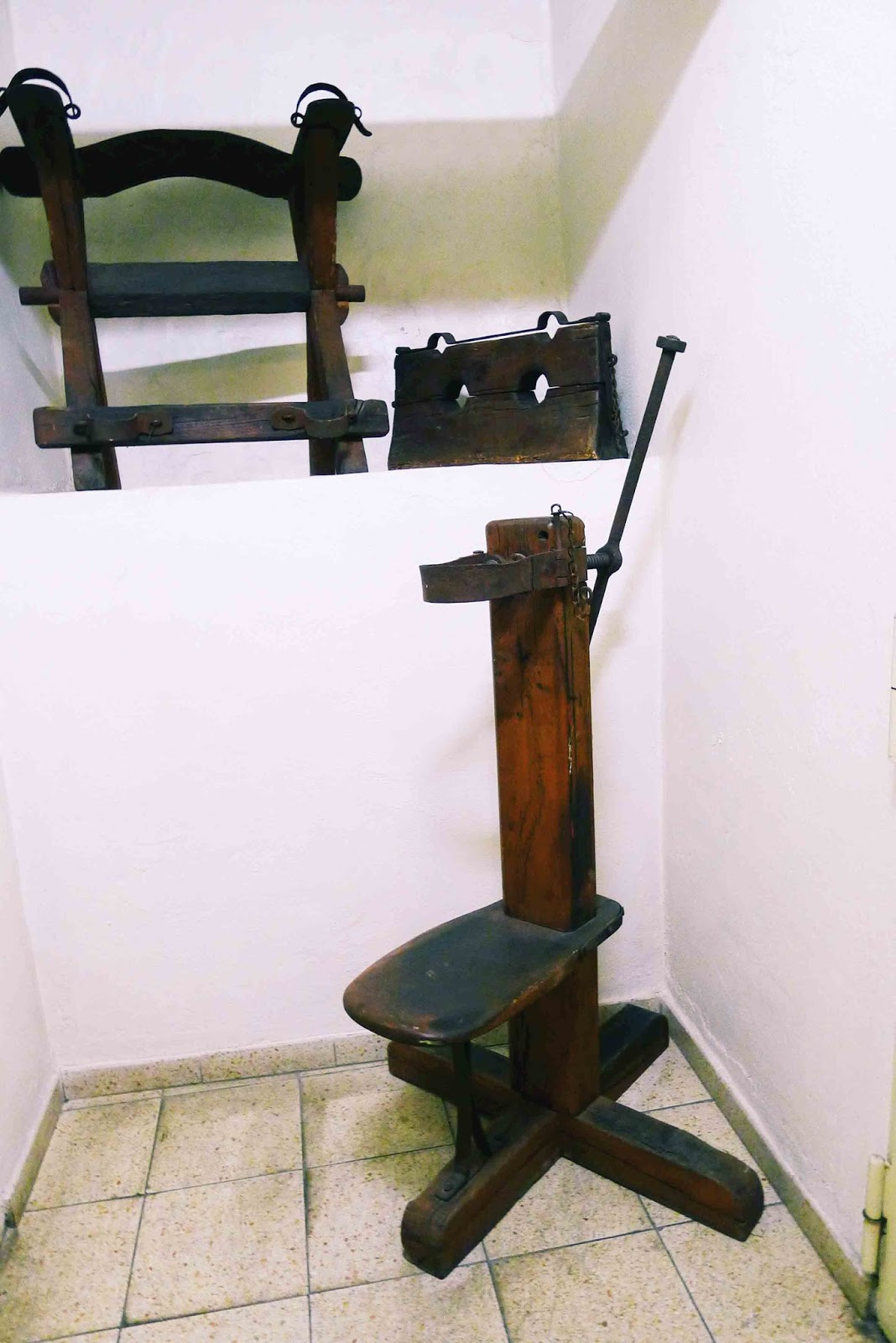 Medieval Crime and Punishment Musuem   The Curious Travelogue