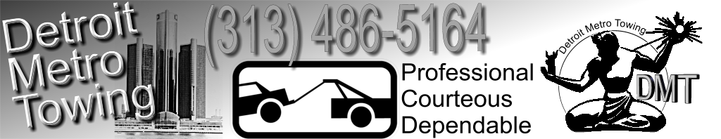 Detroit Metro Towing (313) 486-5164