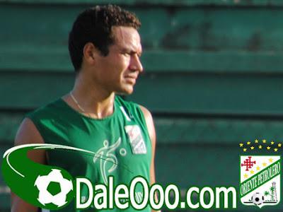 Oriente Petrolero - Gualberto Mojica - Club Oriente Petrolero