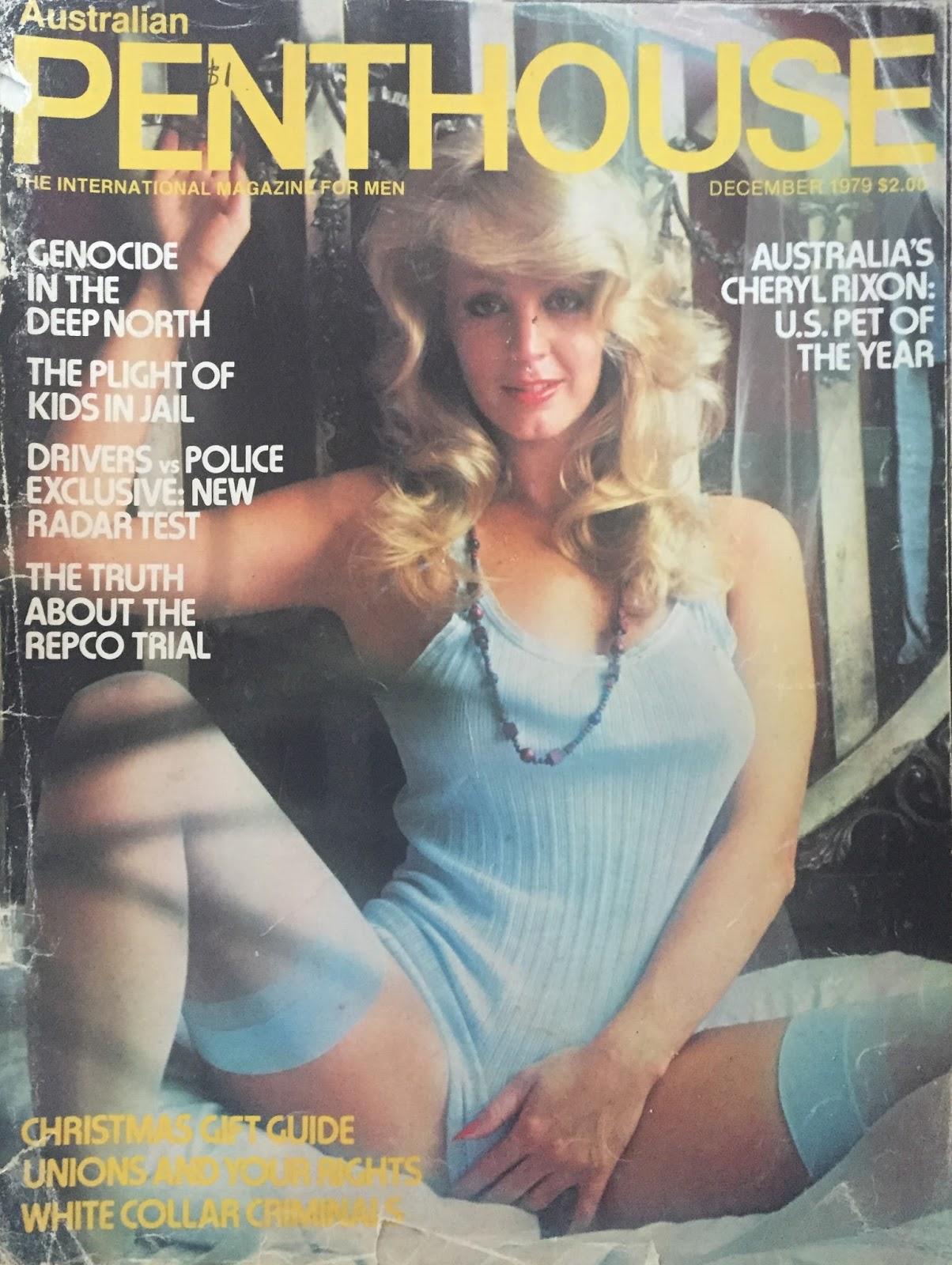 Эротический журнал penthaus 16 фотография
