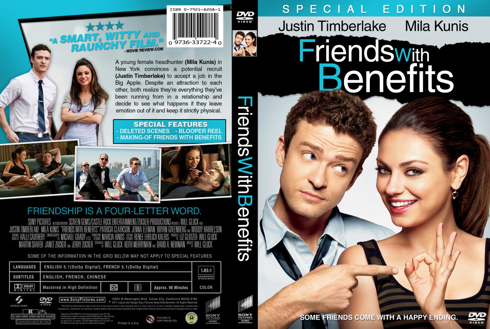 Friends with benefits agreement