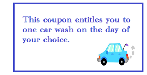 Crew car wash coupons