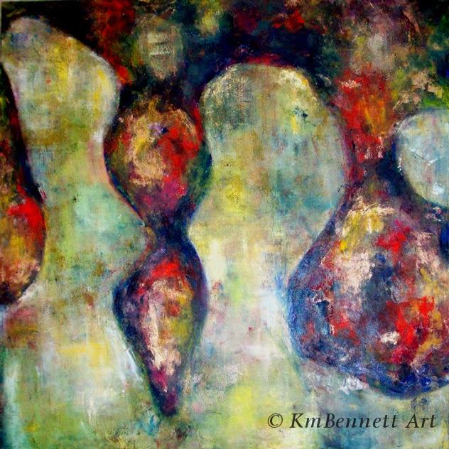 Painting: Global Meltdown 01