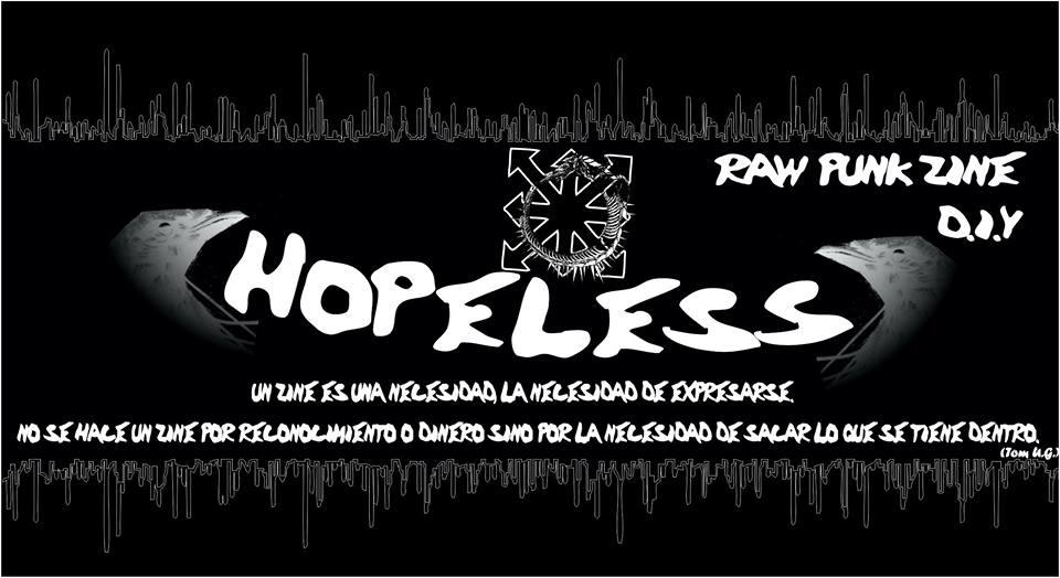 HOPELES RAWPUNK DISTRO