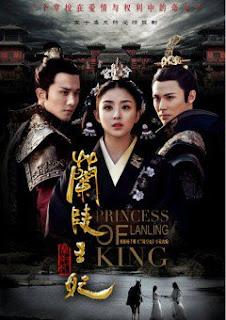 Lan Lăng Vương Phi-Princess Of Lanling King (2016)