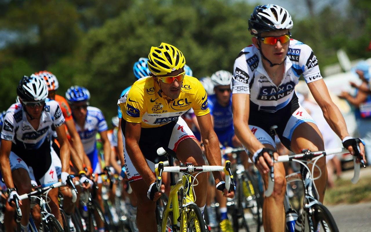 Tour De France 2015 Stages Bikes