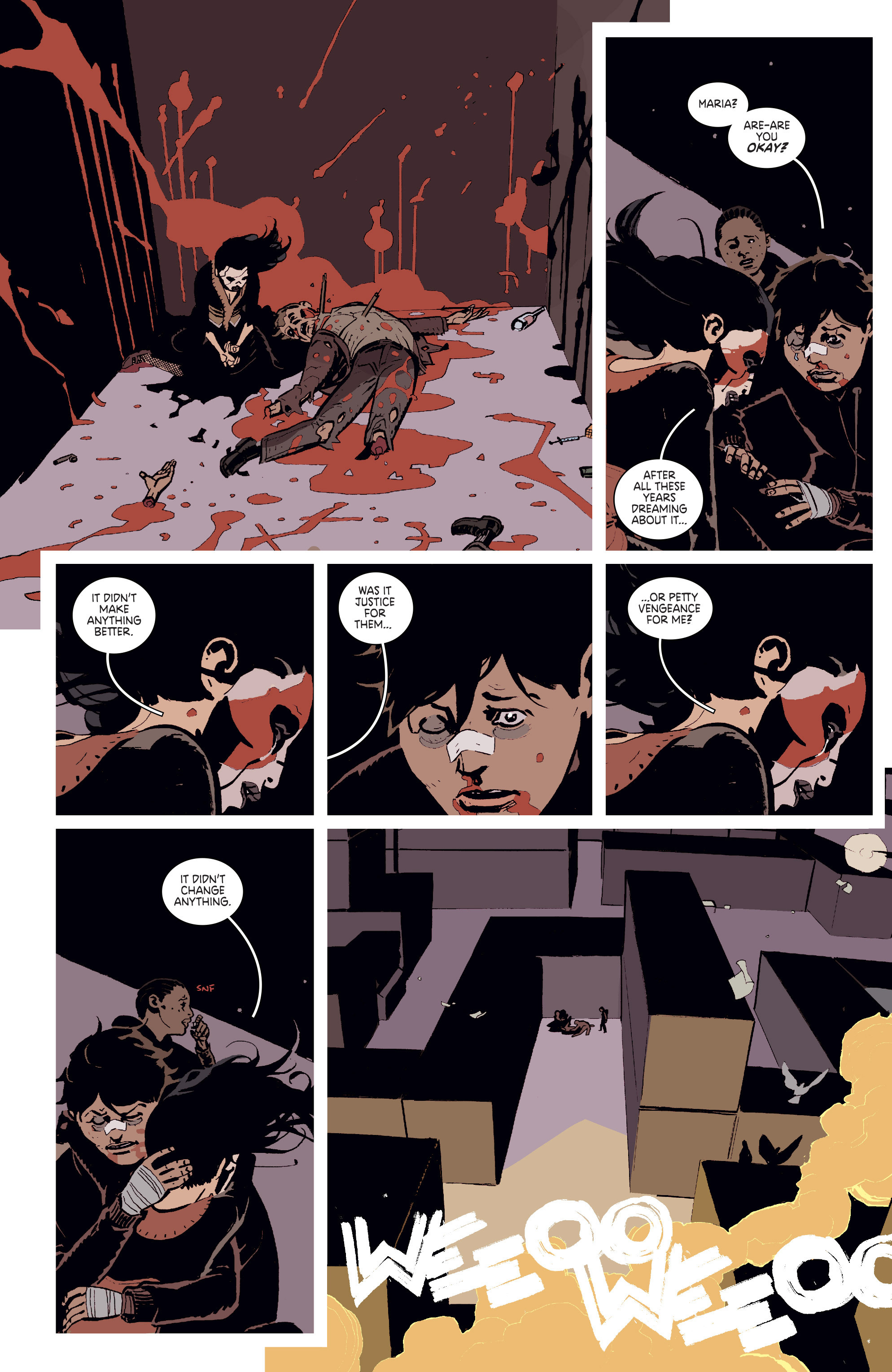 Read online Deadly Class comic -  Issue # _TPB 3 - 43