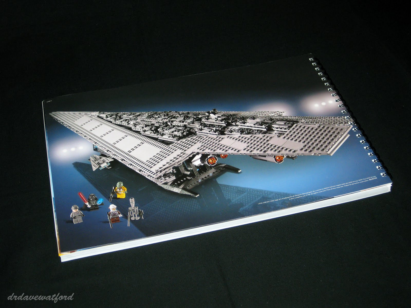lego slave 1 instructions 6209