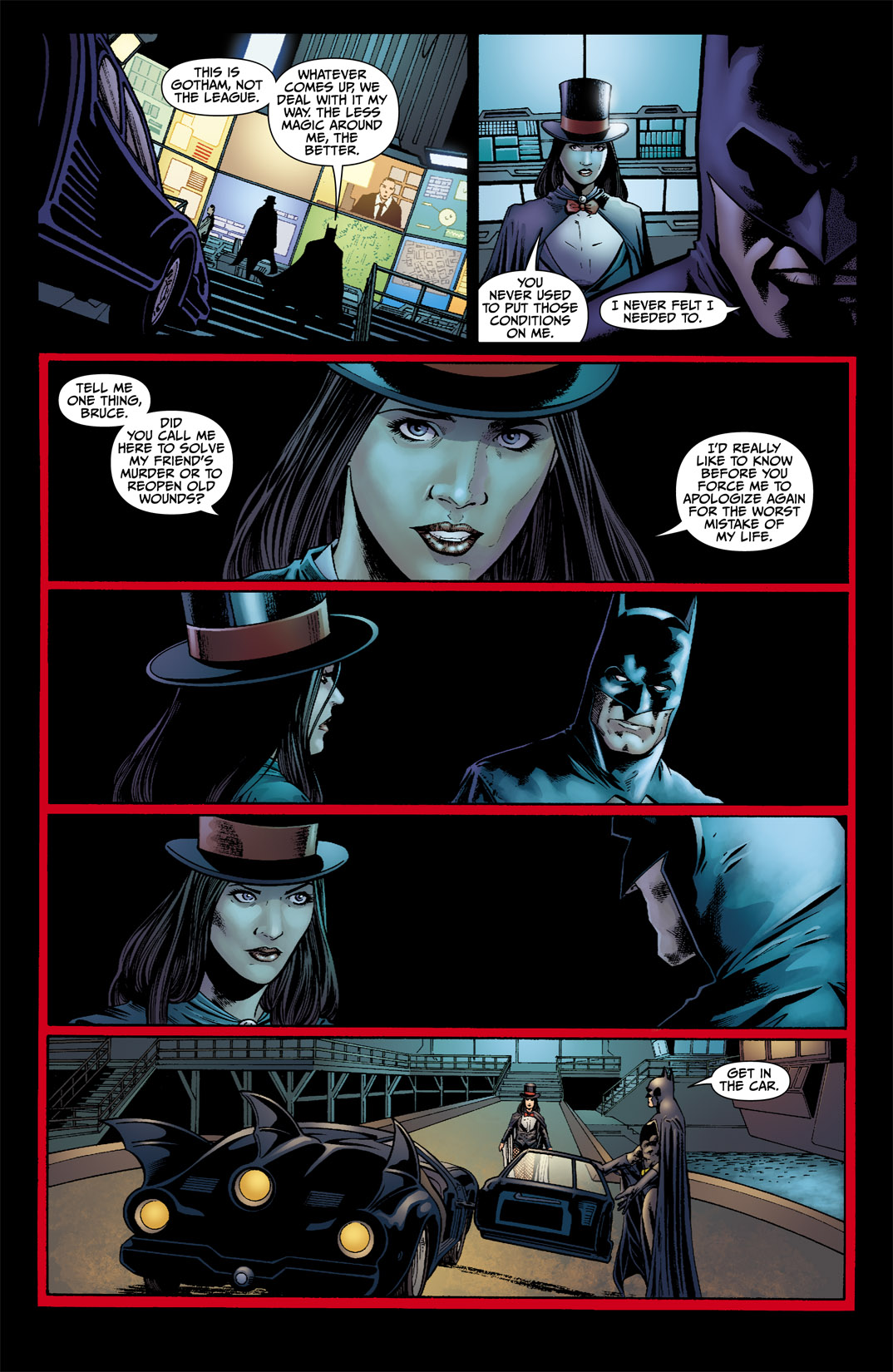 Detective Comics (1937) Issue #833 Page 13