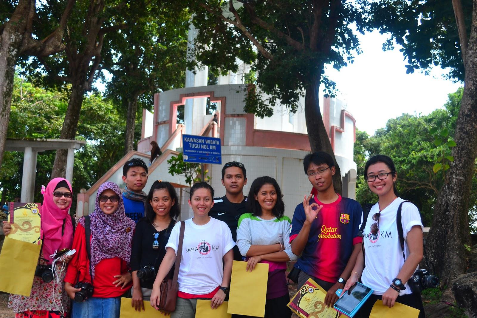 Fahmy Is Here Backpacker Medan Banda Aceh Pulau Weh Sabang Menuju Nol Kilometer Indonesia