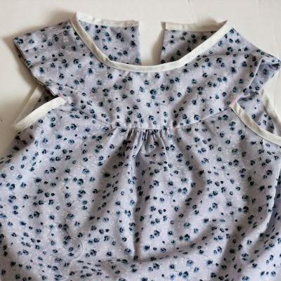 sew/stitch aanchi Nightie free pattern
