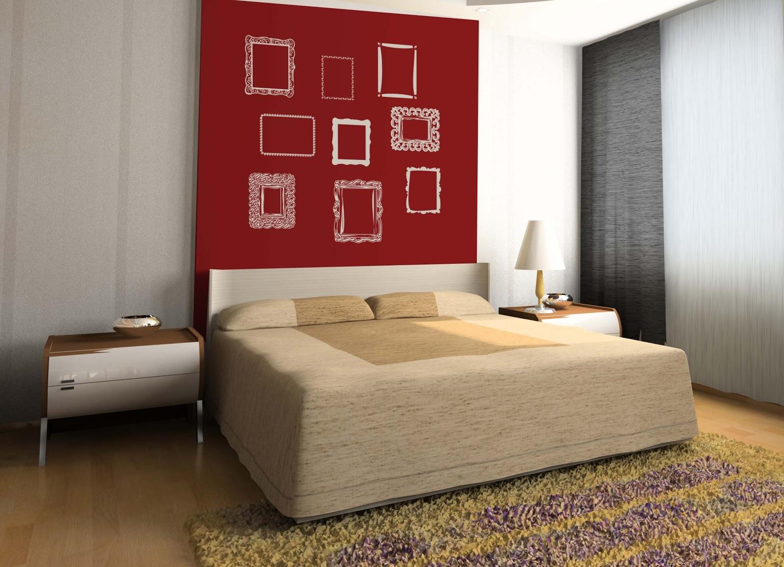 Vinilos decorativos para dormitorios martacorgo for Viniles para recamaras