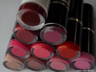 Makeup academy lipsticks