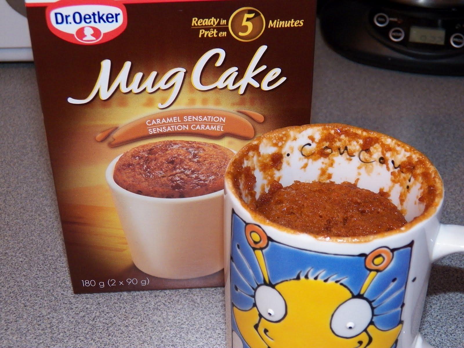 Mug Cake Sans Mati Ef Bf Bdres Grasses Sans Sucre