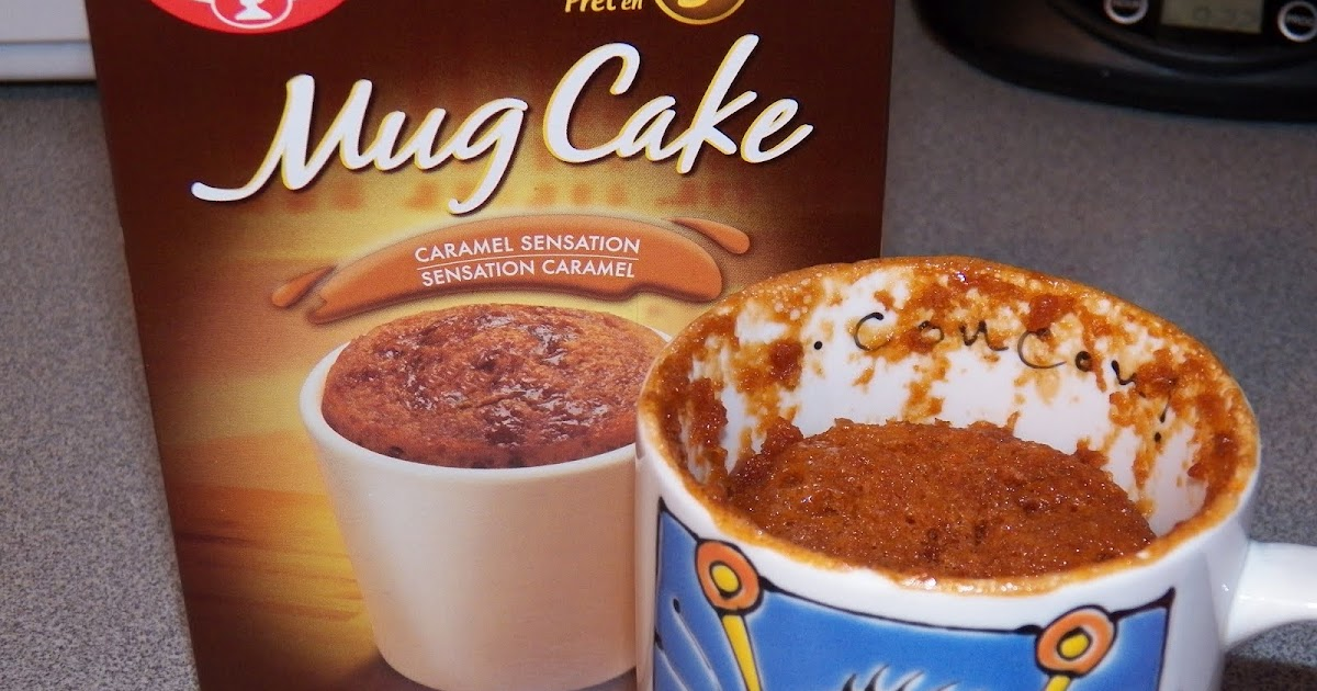 Mug Cake Sans Oeuf Nesquik