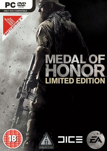 Medal Of Honor Limited Edition 2010 PC Full Español ISO DVD9 Reloaded