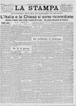 LA STAMPA 12 FEBBRAIO 1929