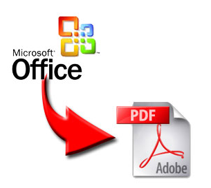 Converter Texto do Word para pdf