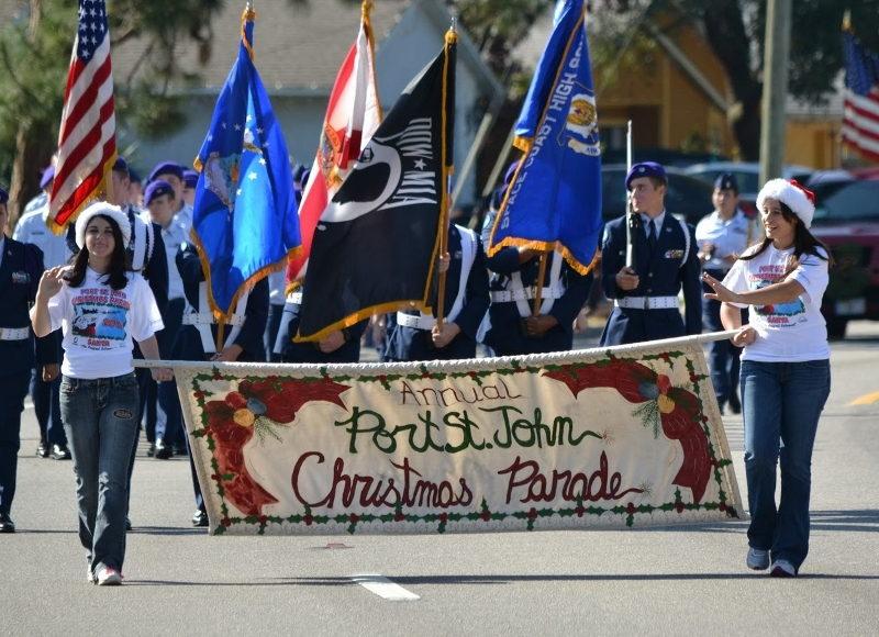 Port St. John Christmas Parade - Titusville FL Chamber of Commerce