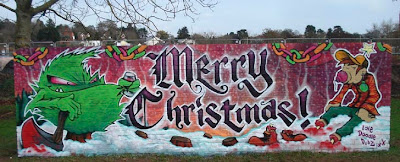 2011 Christmas Graffiti