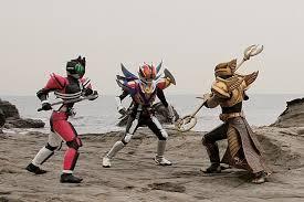 Phim Kamen Rider Chou Den O Trilogy